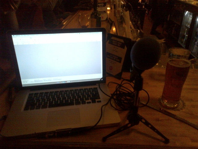podcasting at rye