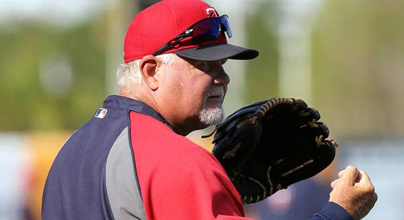 ron gardenhire spring training