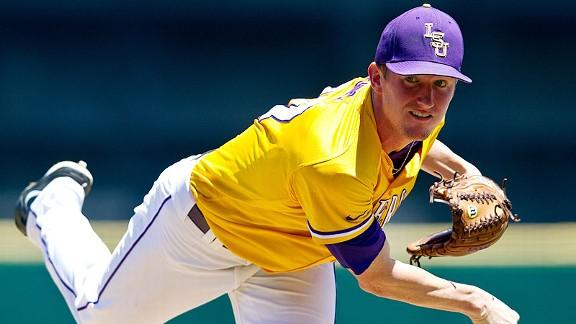 ryan eades lsu draft