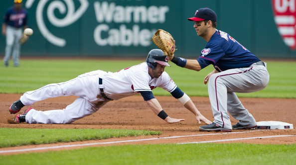 joe mauer first base