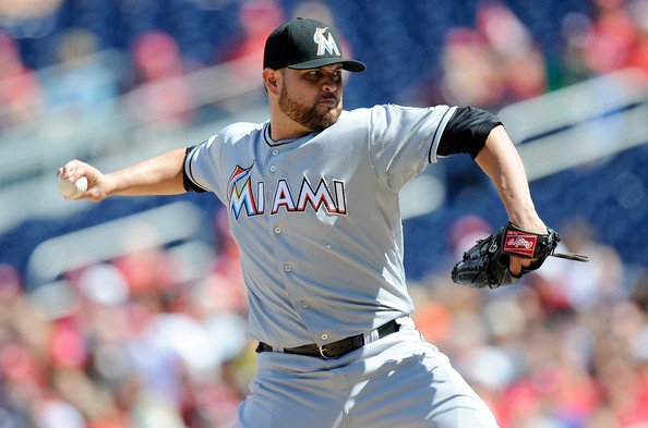 ricky nolasco marlins