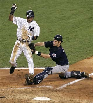 joe mauer and derek jeter
