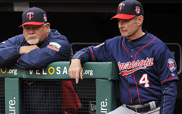 Paul Molitor and Ron Gardenhire