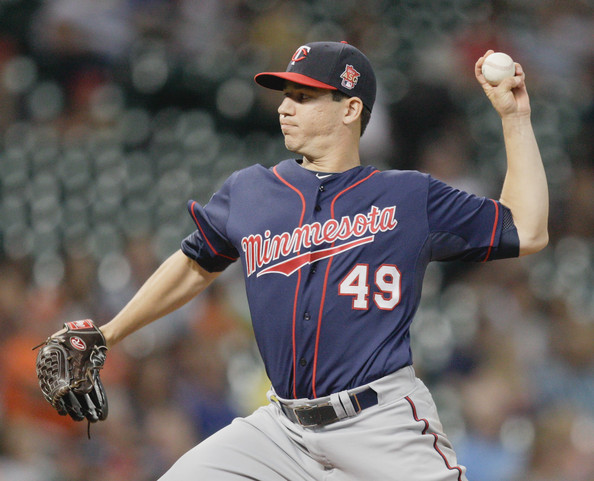 Tommy Milone Twins